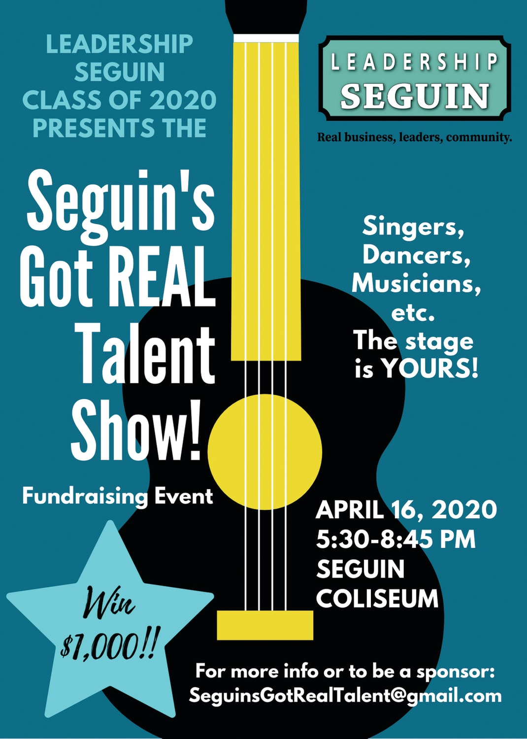 Leadership Seguin Fundraiser
