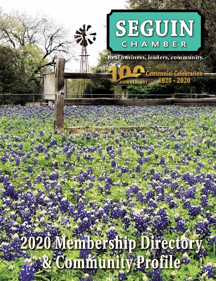 Seguin Chamber Directory and Community Profile