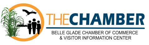 Belle Glade Chamber logo