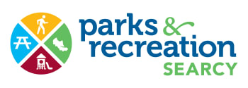 Parks & Recreation Searcy Logo
