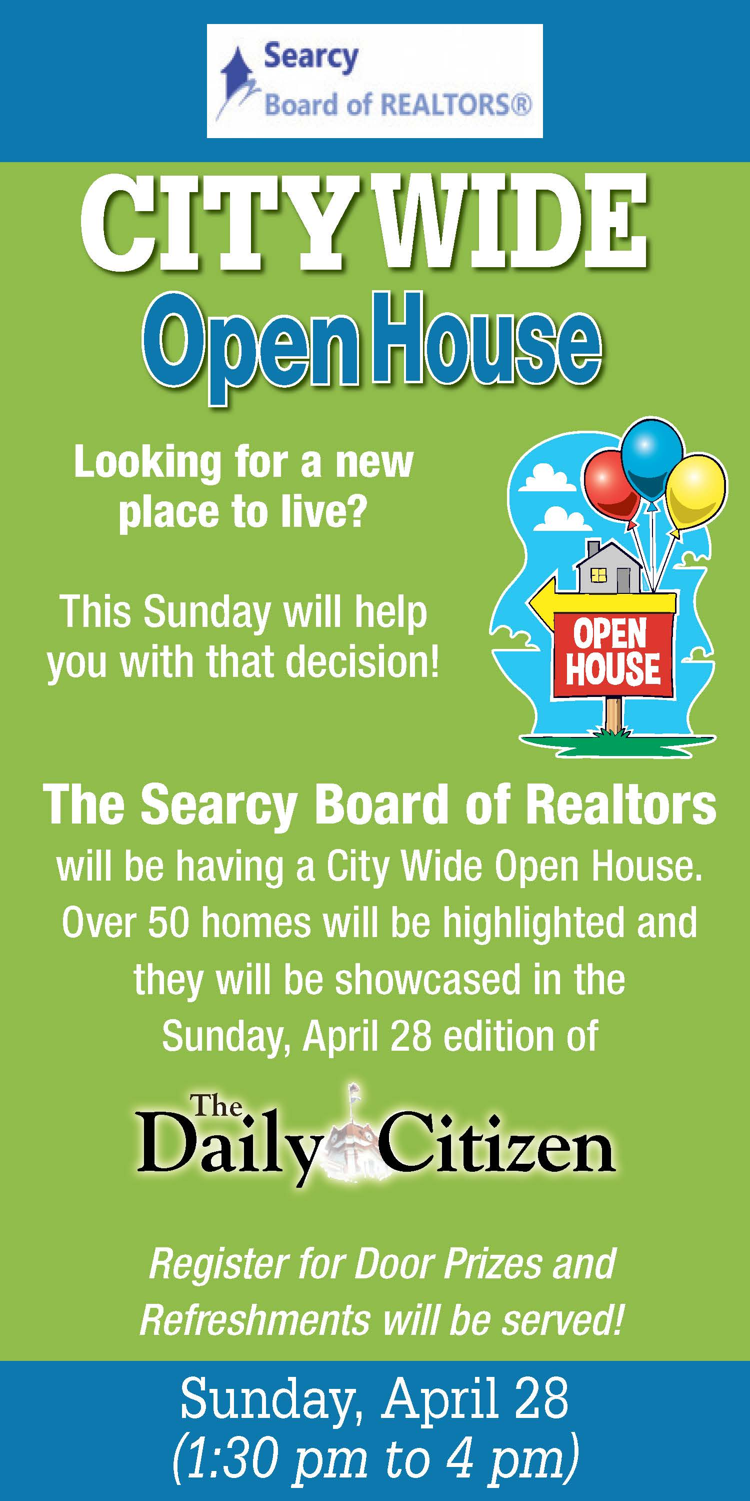 Searcy City Wide Open House Searcy Board of Realtors