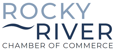 Rocky River Chamber of Commerce logo