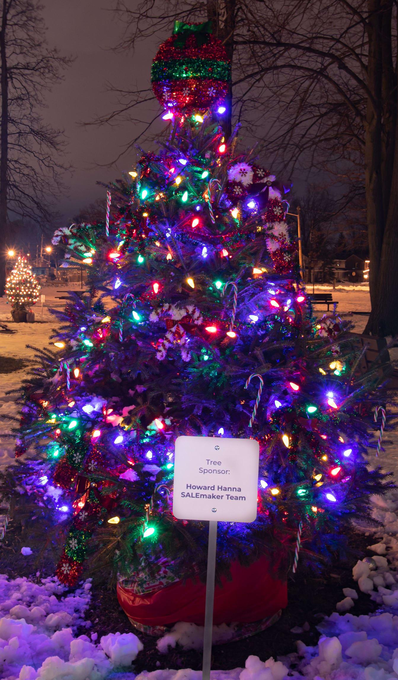 Tree Sponsor - Howard Hanna SALEmaker Team!