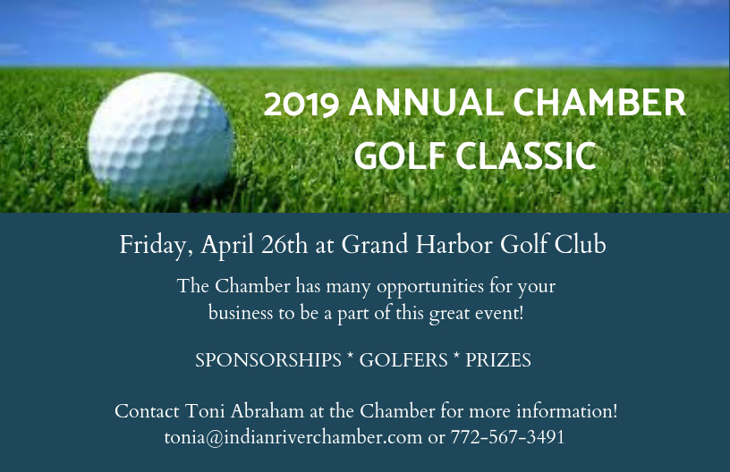 2019 Annual Chamber Golf Classic - Friday, April 26th 2019