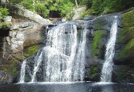 Doanes Falls in Royalston