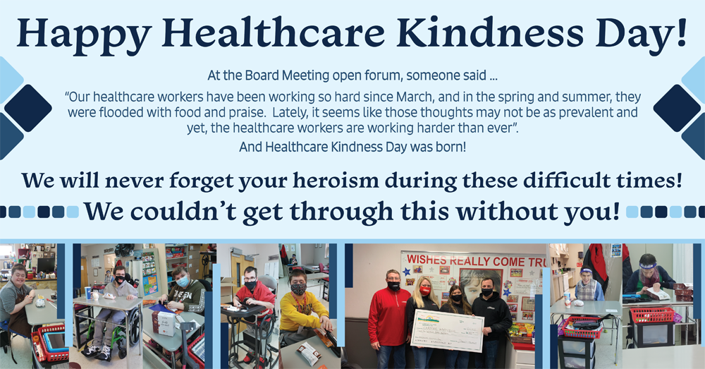 Happy Healthcare Kindness Day