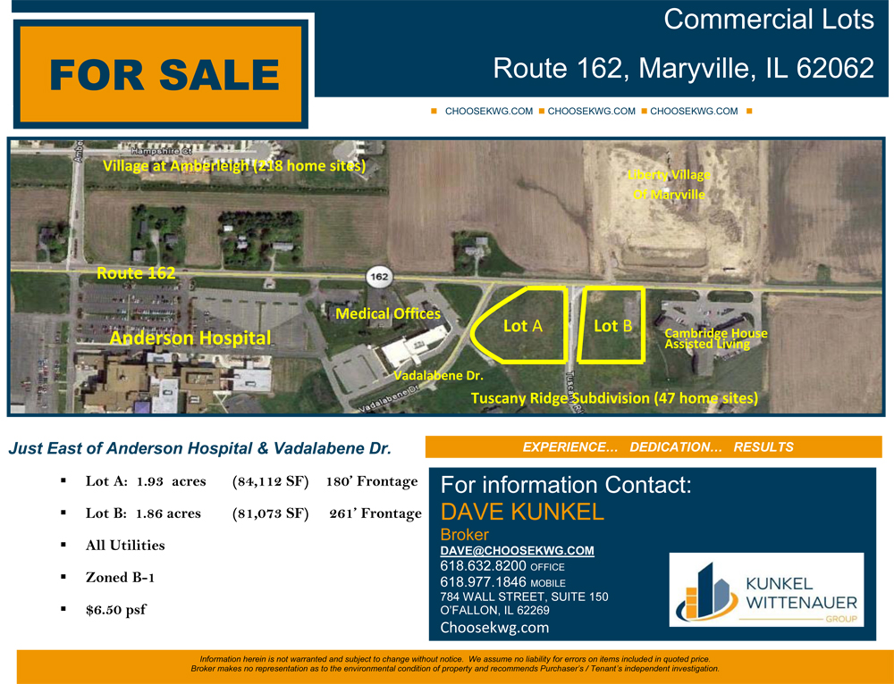Business Space in Maryville for Sale