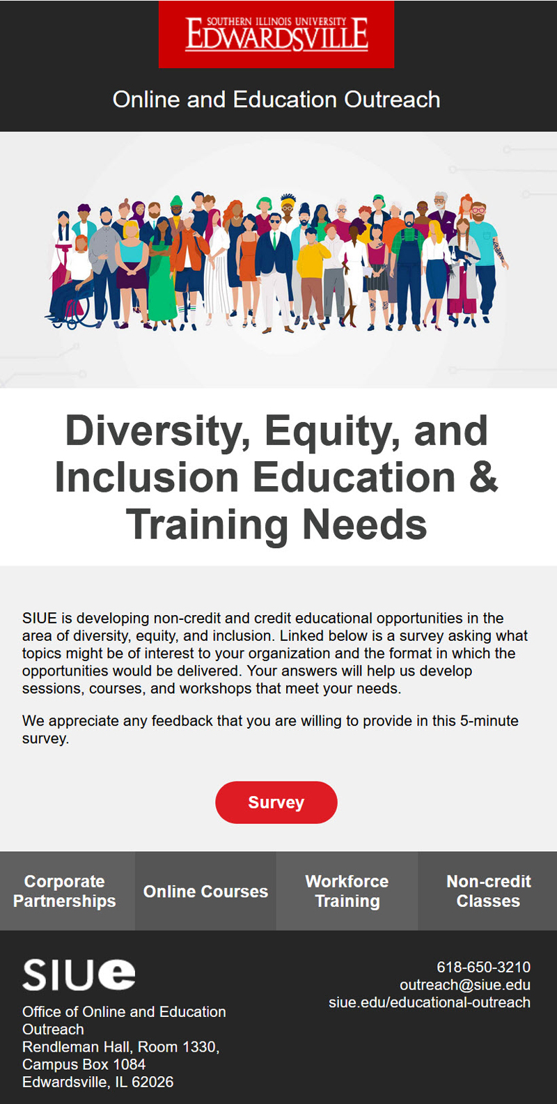 SIUE Online and Education Outreach