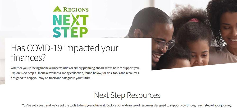 Financial Wellness from Regions