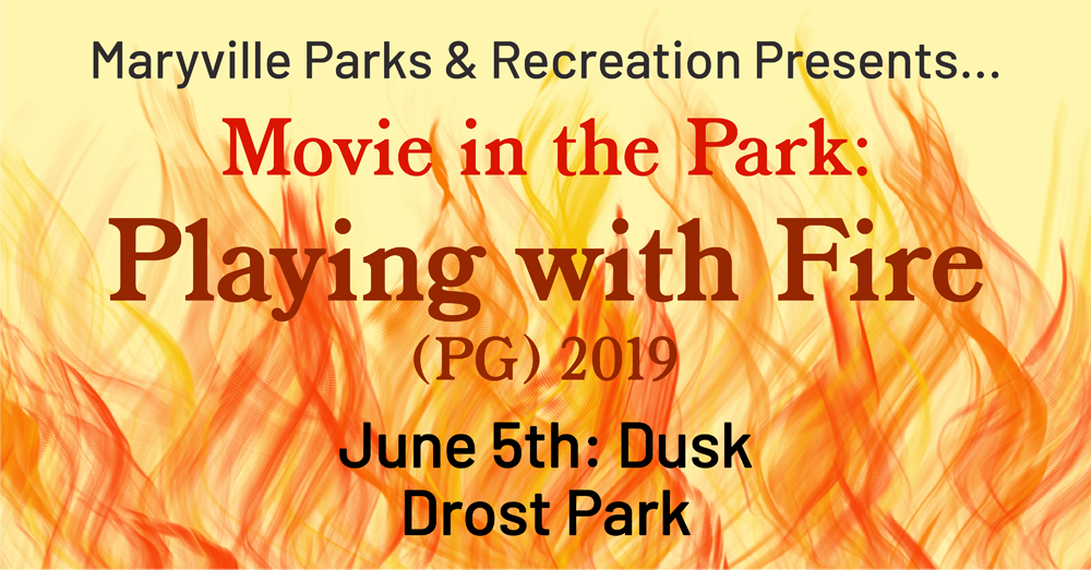 Maryville Movie in the Park