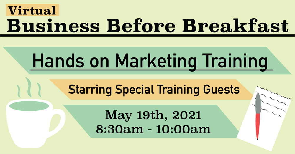 May 2021 Business Before Breakfast