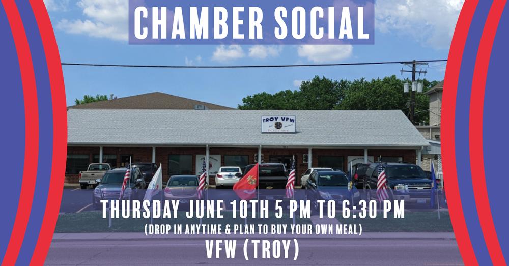 May 13th Chamber Social PM