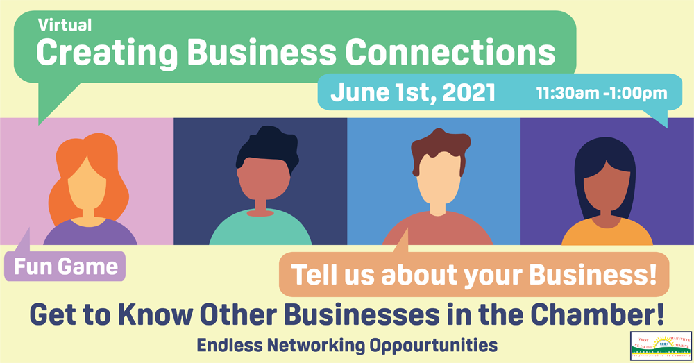 Creating Business Connections June 2021