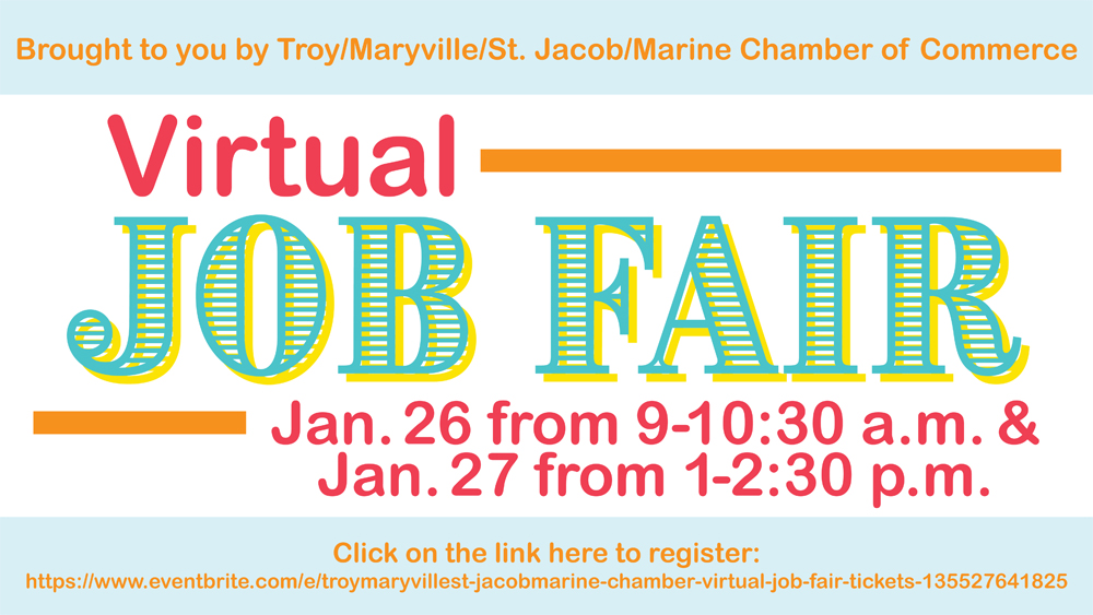 January 2021 Virtual Job Fair