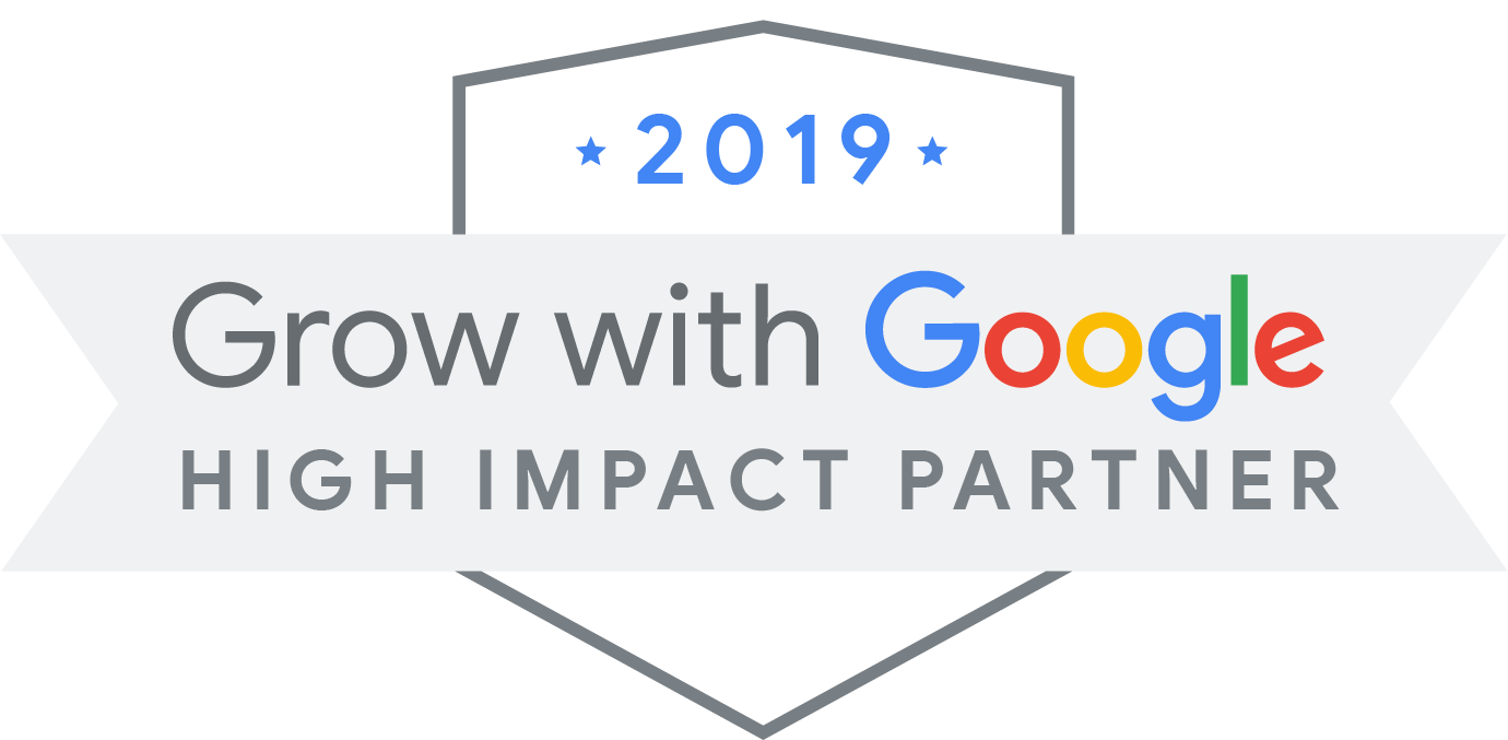 The Chamber is recognized by Google for being a High Impact Partner