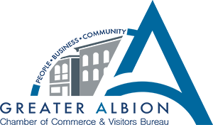 Greater Albion logo