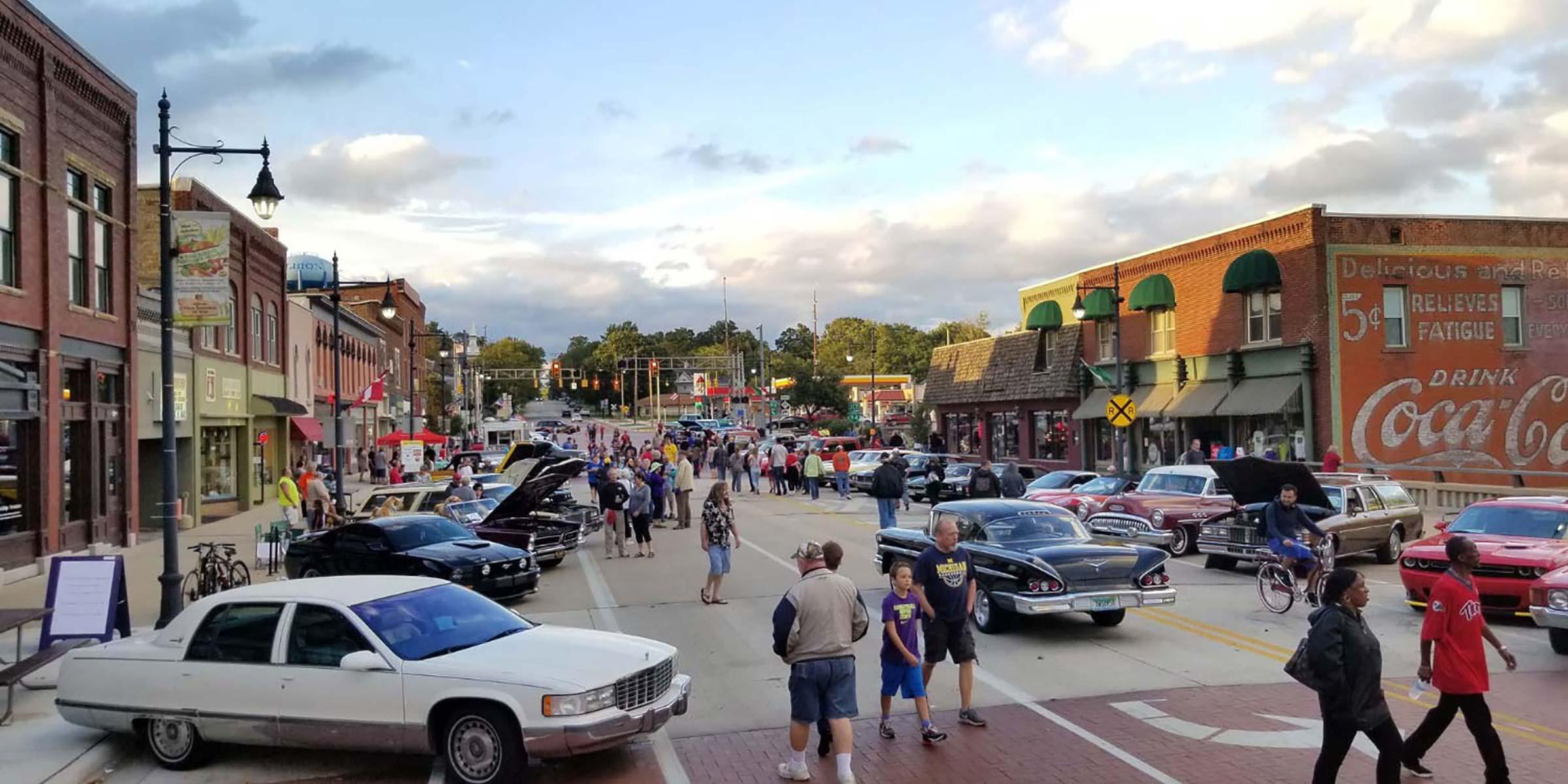 Albion Car Show