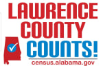 Lawrence County Finishes 15 out of 67 Counties in the 2020 Census Response Rate!  Your Count = Your Benefits!