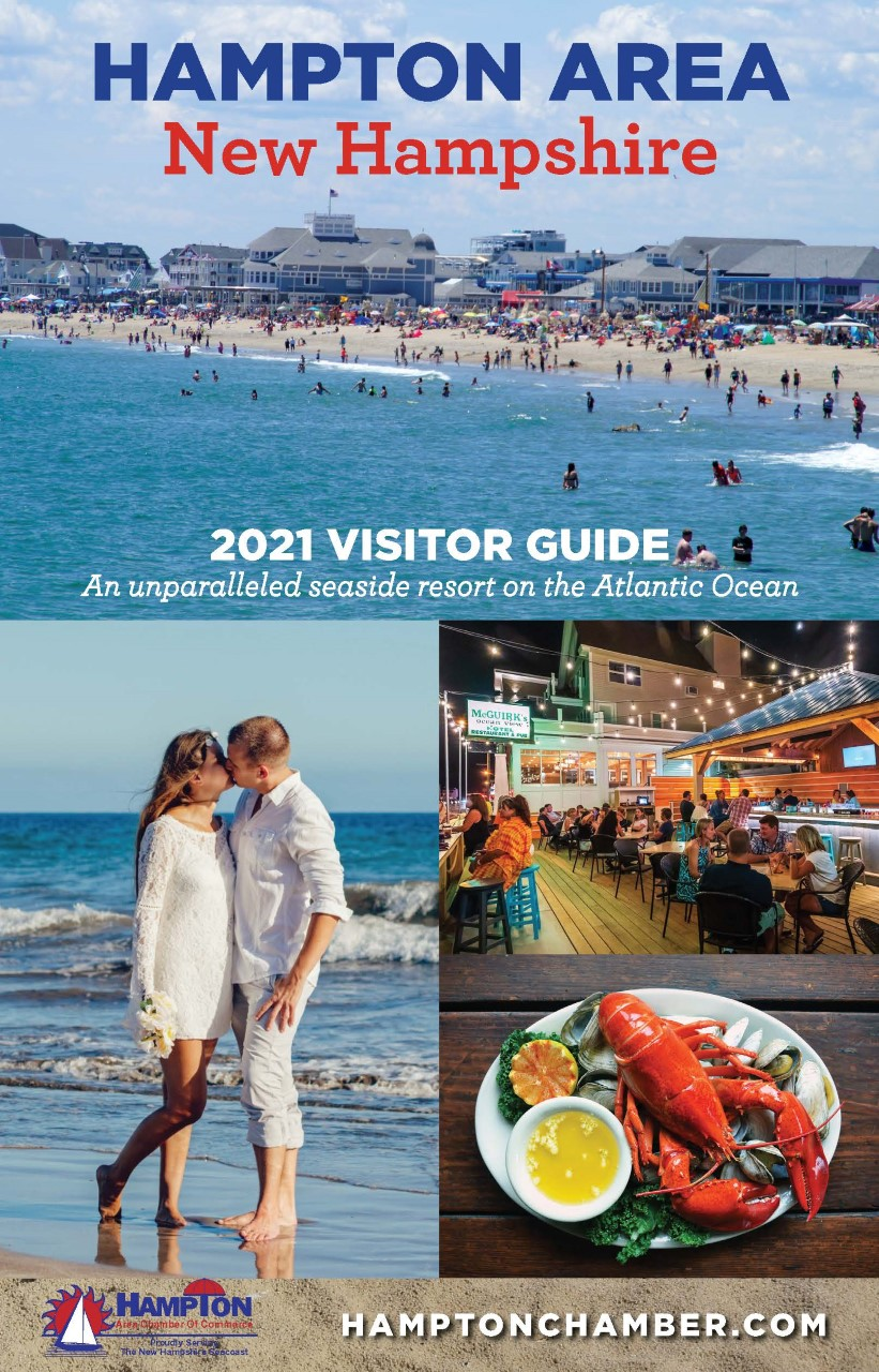 Cover of the 2021 Visitor Guide