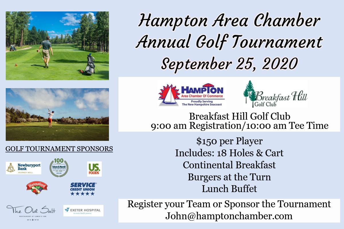 Annual Hampton Area Golf Tournament