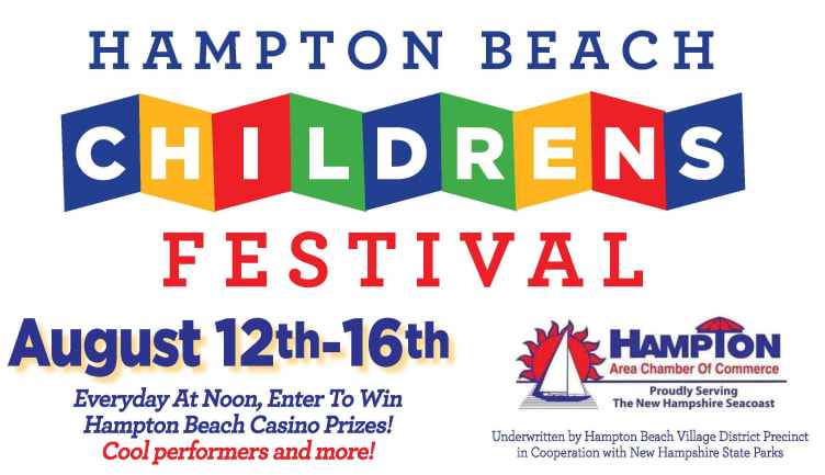 Annual Hampton Beach Children's Festival