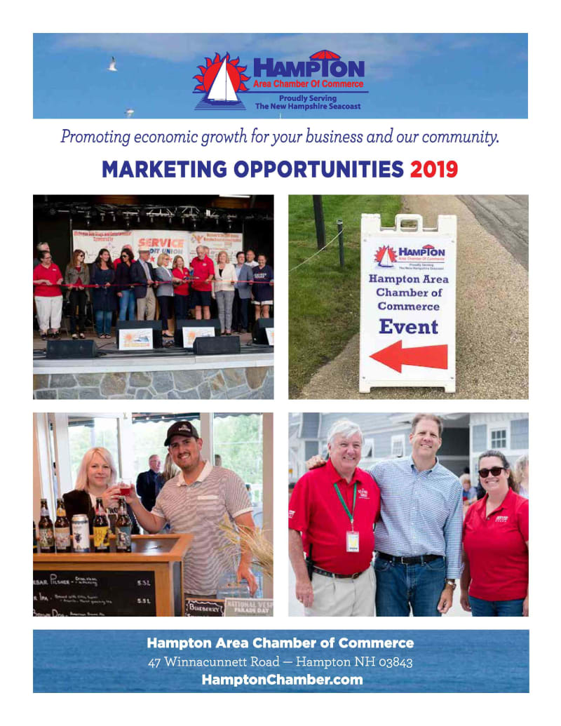 marketing opportunities packet