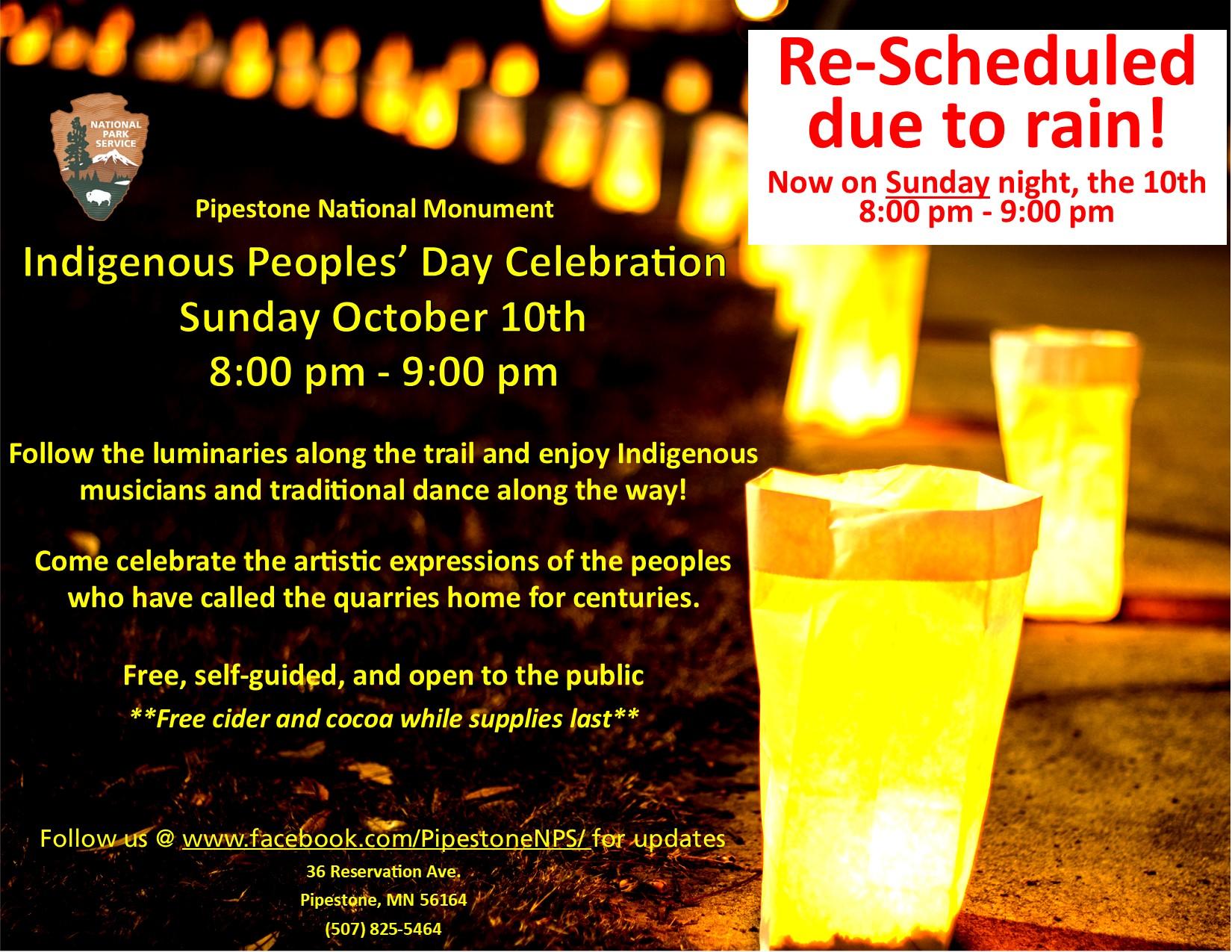 Indigenous Peoples' Day Celebration