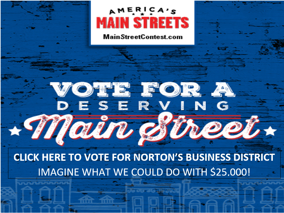 Click Here to Vote for Norton's Business District