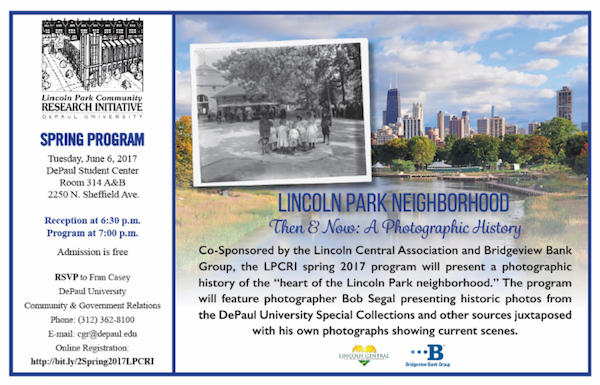 Lincoln Park Neighborhood Then & Now: A Photographic History