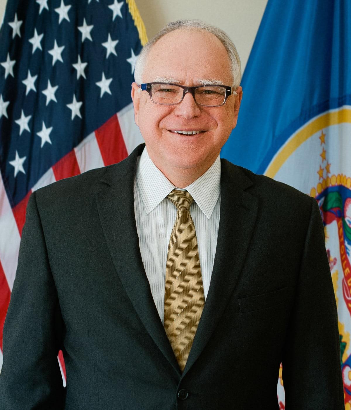 Minnesota Governor Walz Visits North Metro Business Leaders