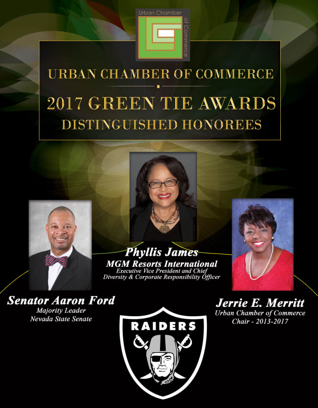 2017 Green Tie Awards