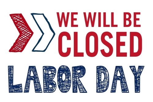 Image result for closed for labor day 2019