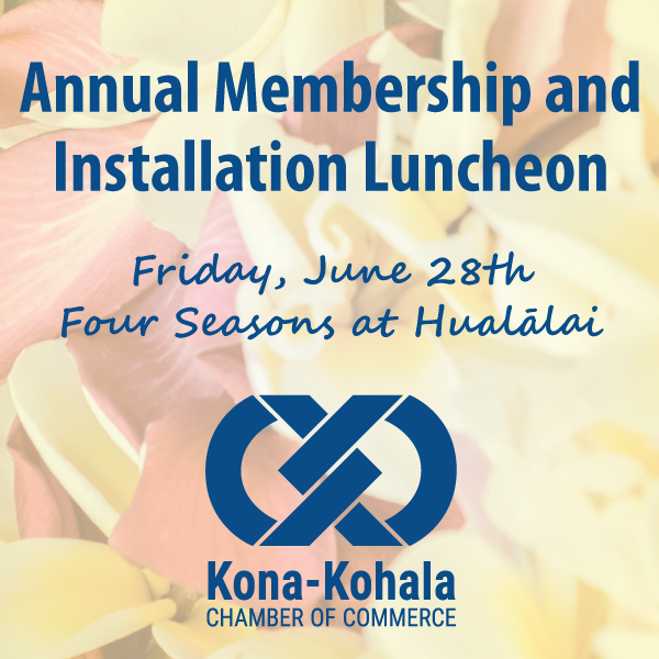 Annual Membership and Installation Luncheon