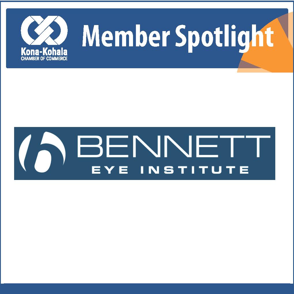 Bennett Eye Institute New Location In Kona – Opening March 1st