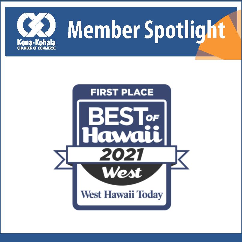 West Hawaii Today's Best of West Hawaii 2021