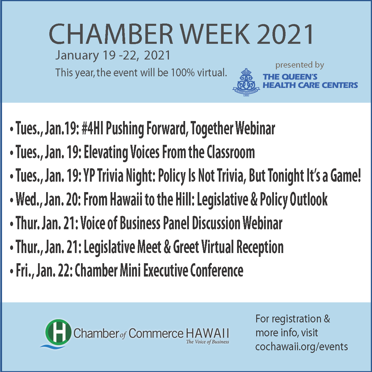 Chamber Week 2021