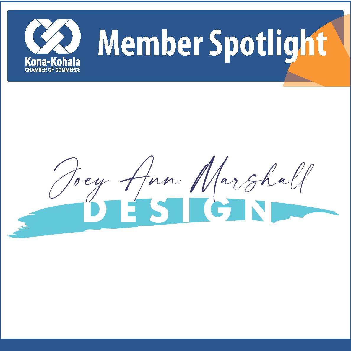 Joey Ann Marshall Design - New Chamber Member