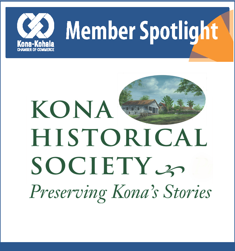 Kona Historical Society is excited to announce the second installment of their new virtual series