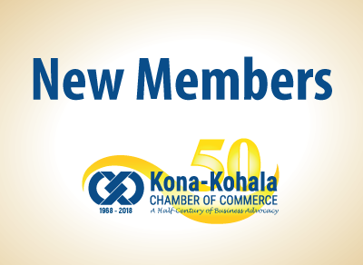 Welcome to Our New Chamber Members