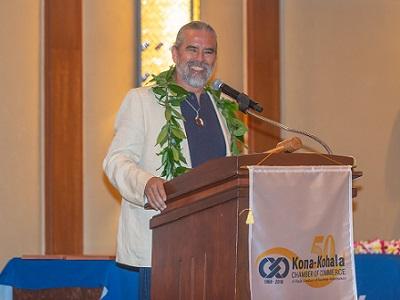 Henk Rogers Headlines Annual KKCC Membership Luncheon