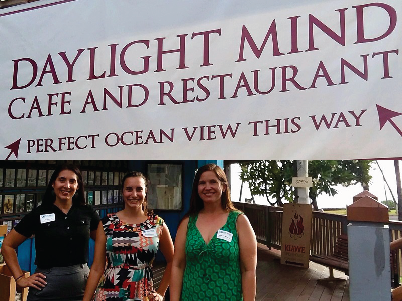 Seaside Networking and Noshing at June AfterHours with Daylight Mind Coffee Company