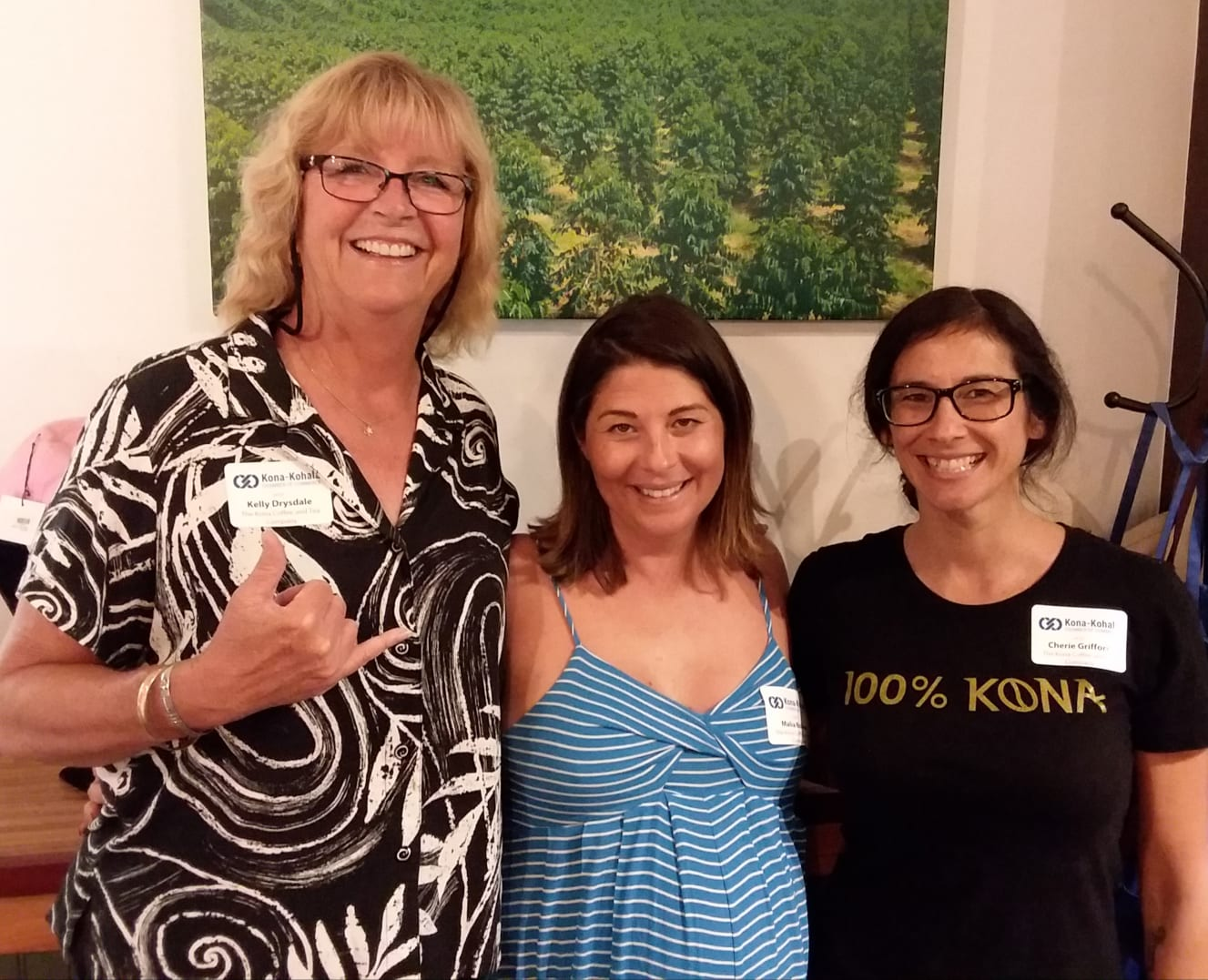 Grounds for Celebration at the May AfterHours for Kona Coffee & Tea