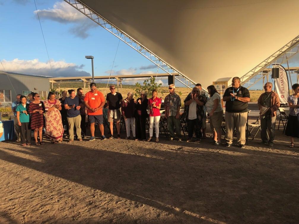 HCC—Pālamanui Hosts Kuleana Green Biz Fair at April AfterHours