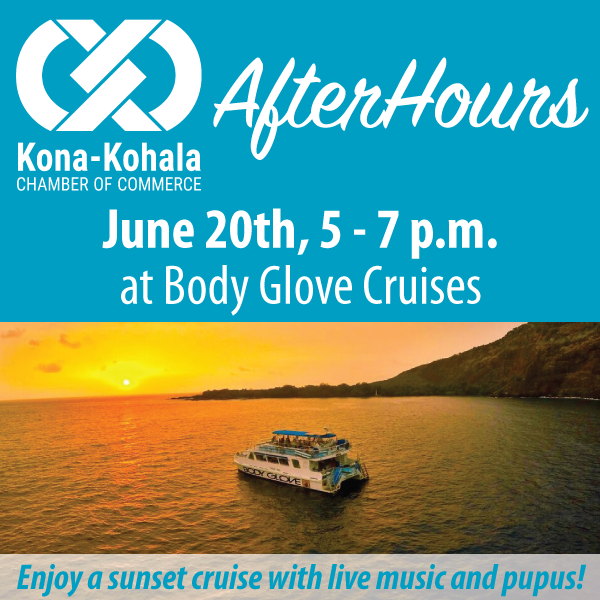 June AfterHours at Body Glove Cruises
