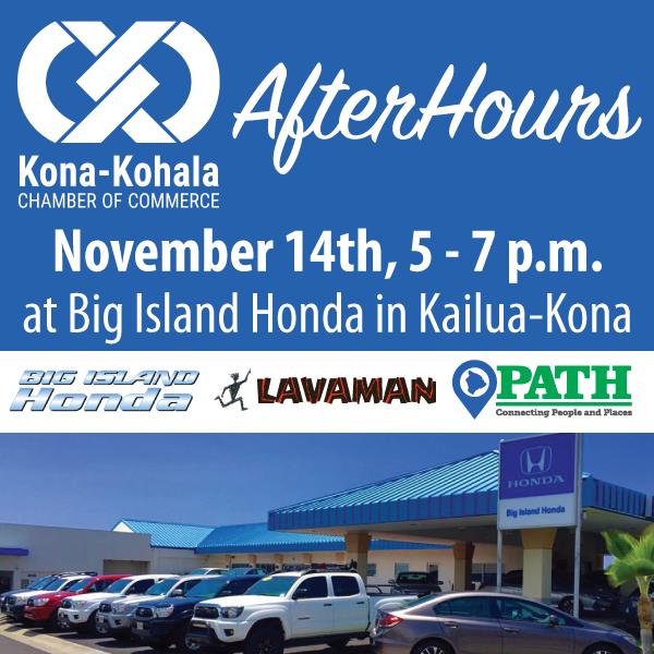 Big Island Honda, Lavaman, PATH