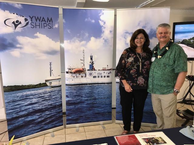 YWAM Ships Kona shares its purpose, achievements with