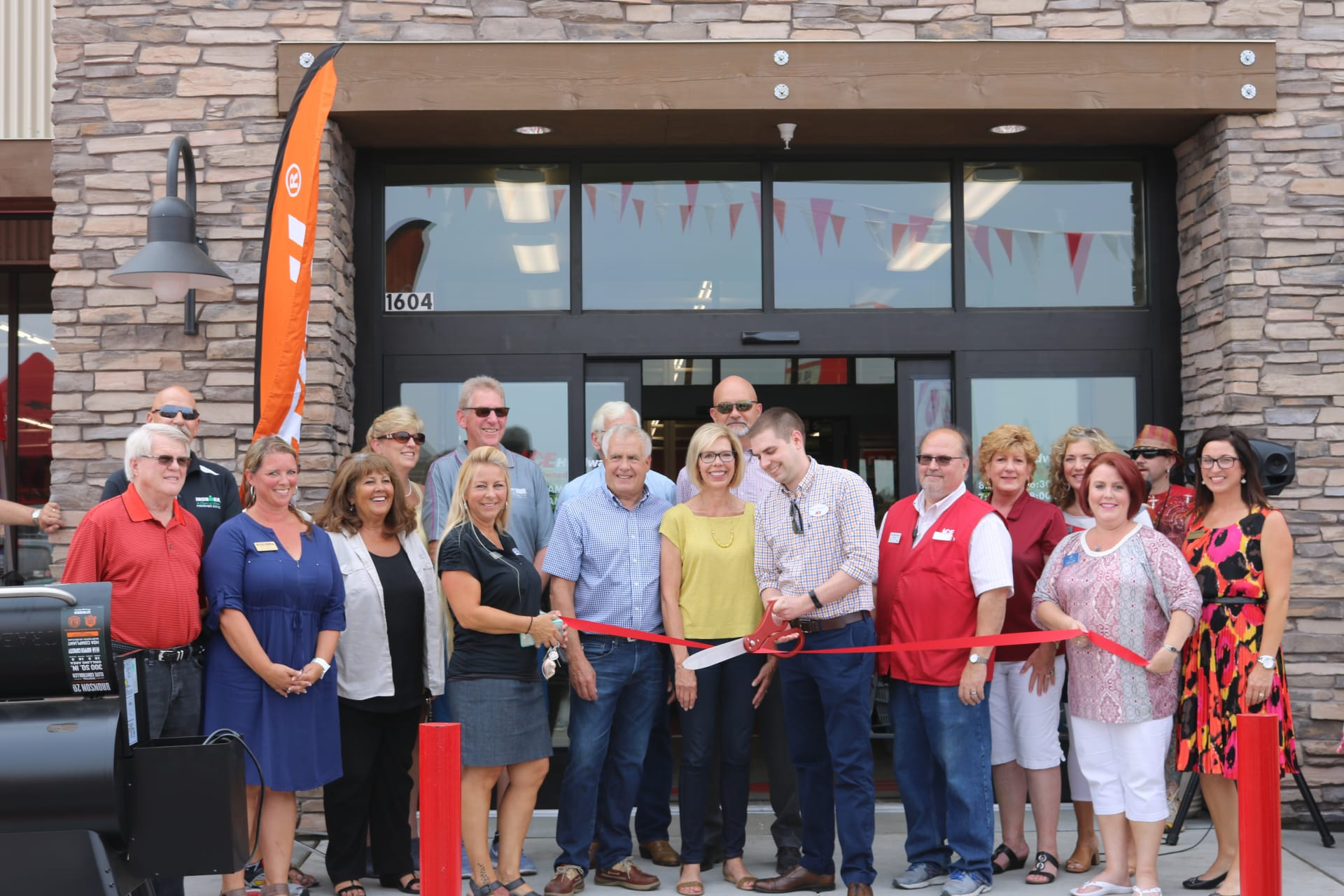 ribbon cuttings post falls chamber  commerce id