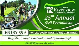 25th Annual Golf Tournamen