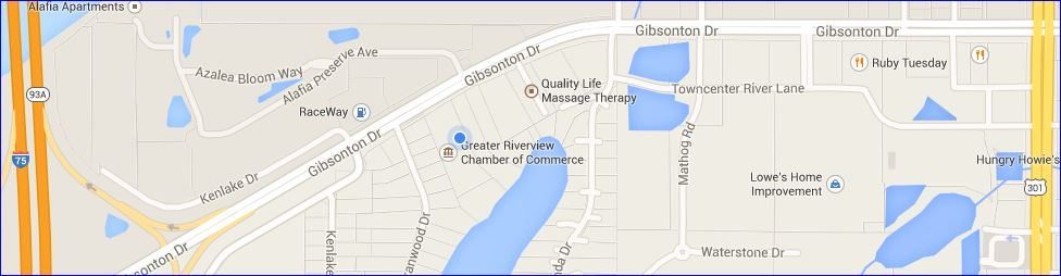 Greater Riverview Chamber of Commerce Office