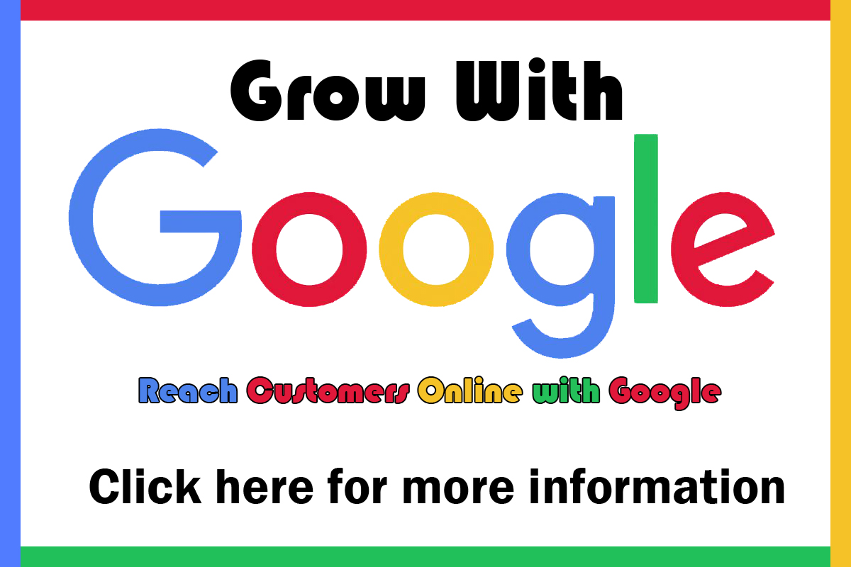 Grow With Google: Reach Customers Online with Google